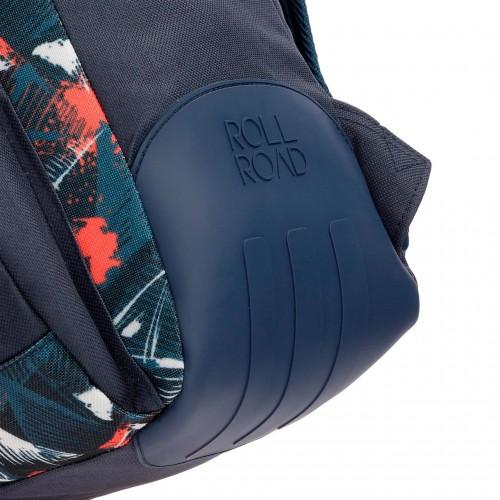 4592561 mochila 44 cm con cantoneras roll road freestyle con cantoneras de goma