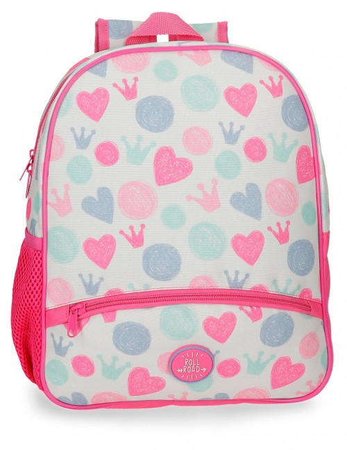 4612261 mochila 33 cm roll road queen