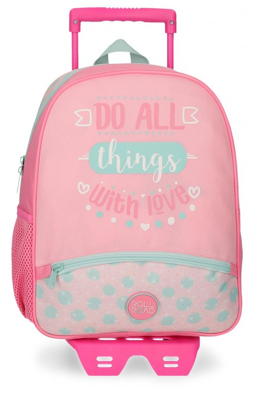 46222N1 mochila 33 cm carro roll road do all