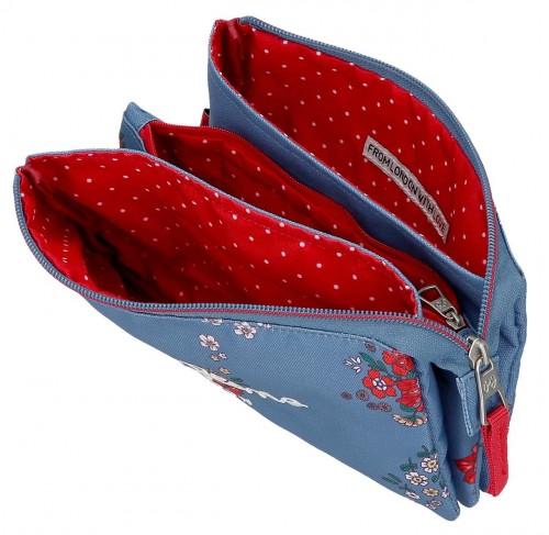 6384361 portatodo triple pepe jeans pam interior