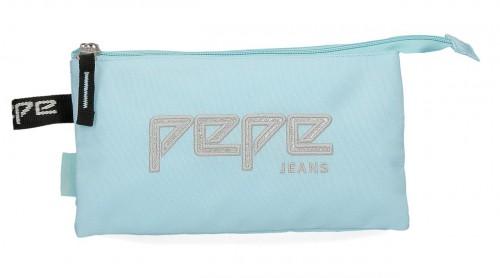 6394363 portatodo triple pepe jeans uma azul