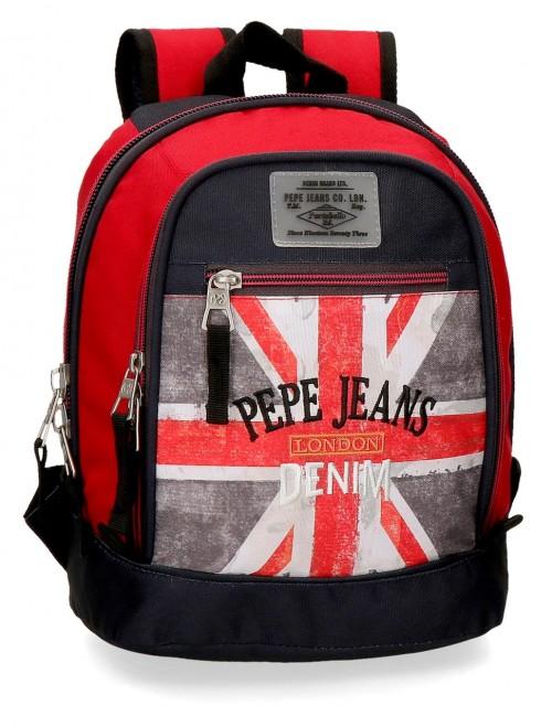 6422261 mochila urbana de paseo pepe jeans calvin