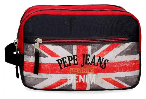 6424561 neceser adaptable doble pepe jeans calvin