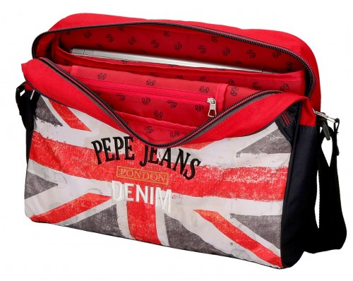 6425061 bandolera pepe jeans calvin adaptable a trolley interior