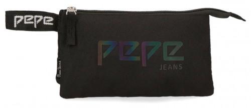 6454361 portatodo triple pepe jeans osset negro