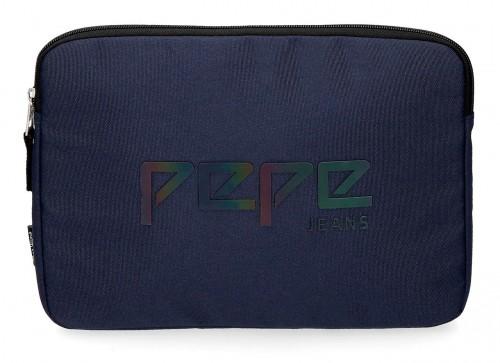 "6456862 porta tablet hasta 12"" pepe jeans osset  marino"