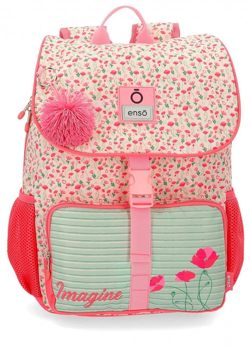 9212261 mochila 38 cm adaptable enso imagine