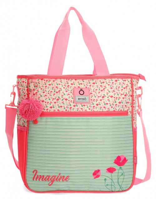 9216561 bolso shopper portaordenador enso imagine