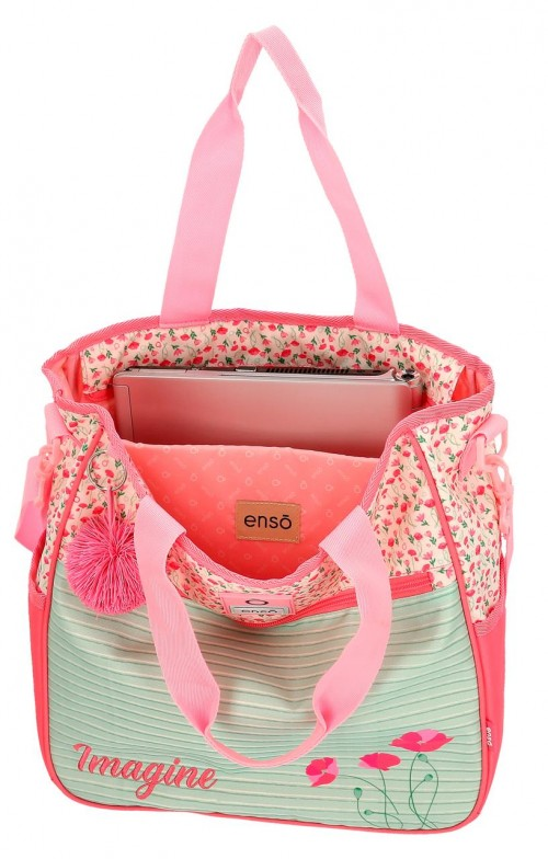 9216561 bolso shopper portaordenador enso imagine interior