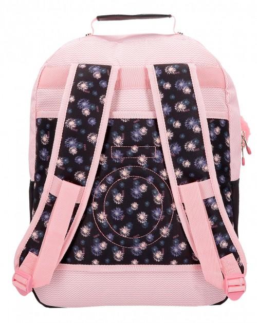 9222361 mochila 42 cm adaptable enso daisy trasera