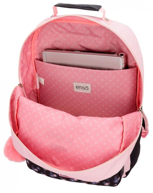 9222361 mochila 42 cm adaptable enso daisy portaordenador