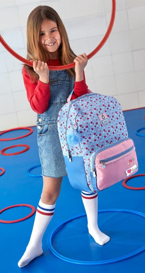 9232361 mochila 42 cm  adaptable enso love sweets detalle