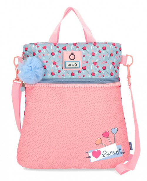 9236561 bolso shopper enso i love sweets