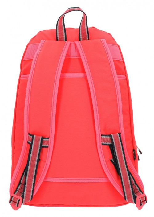 9242463 mochila 46 cm doble c.adaptable enso basic coral trasera