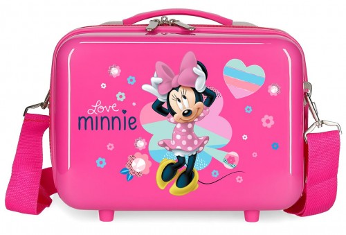2053922 neceser adaptable en abs de love minnie