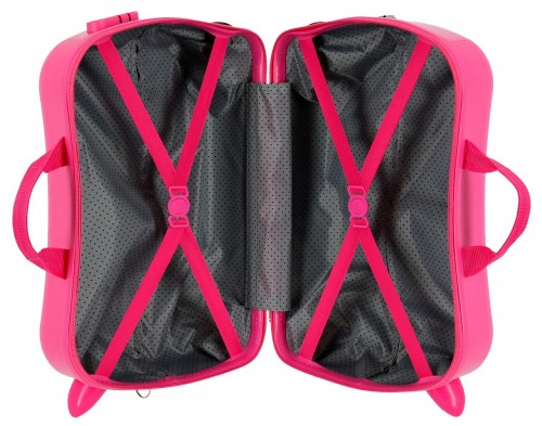 2059822 maleta infantil correpasillos love minnie interior