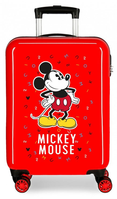 3071725 maleta cabina have a good day mickey