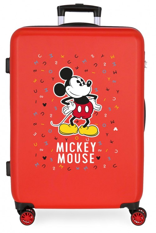 3071825 maleta mediana have a good day mickey