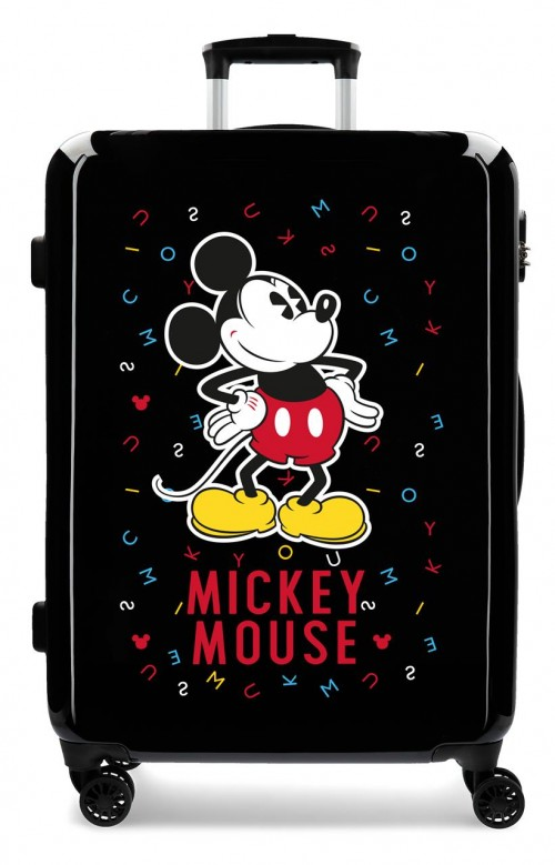 3071826 maleta mediana have a good day mickey
