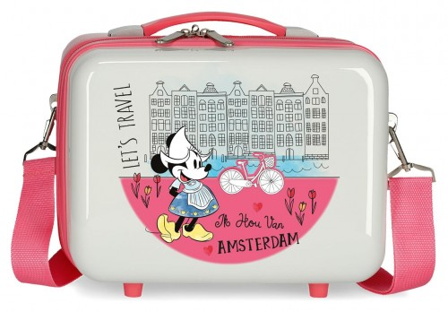3153921 neceser adaptable abs minnie around the world amsterdam