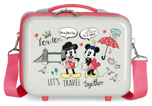 3153922 neceser adaptable abs minnie around the world london