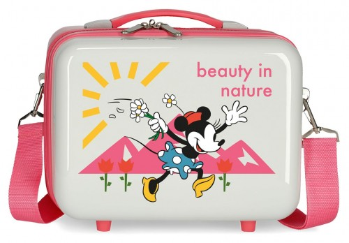 3153925 neceser adaptable a trolley abs minnie around the world beauty in nature