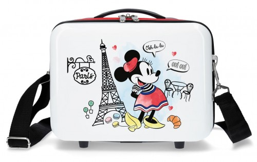 3153929 Neceser Rígido  Adaptable  Minnie Around The World Paris