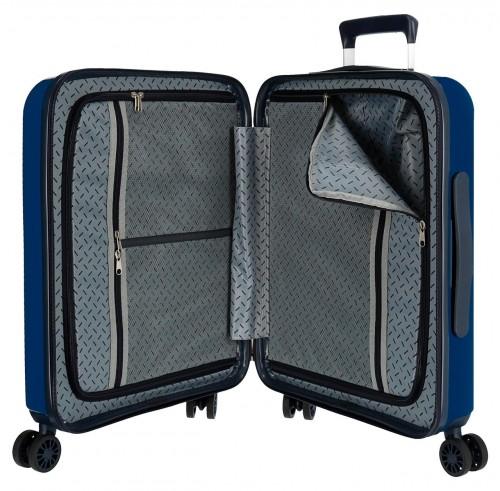 7199365 maleta cabina pepe jeans leven connoe interior