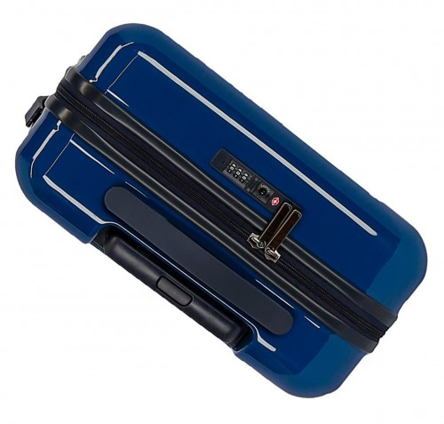 7199365 maleta cabina pepe jeans leven connoe cerradura tsa