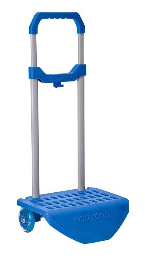 1017953 Carro Escolar Movom Azul