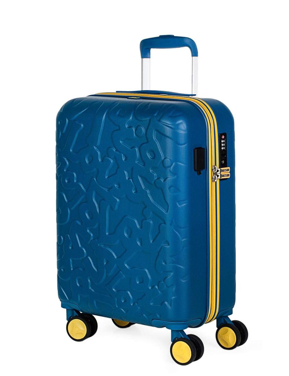 Maleta de Cabina Lois Zion Azul 17115001