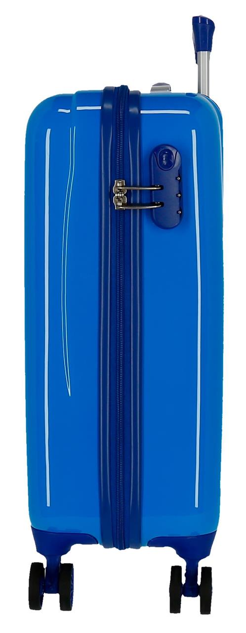 2041721 maleta cabina cars lightning mcqueen azul