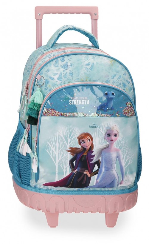 2062921 Mochila Compacta  Frozen Find Your Strenght