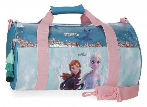 2063021 bolsa de viaje 35 cm  Frozen Find Your Strenghten