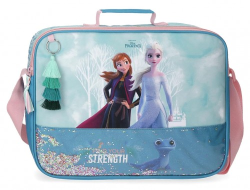 2065321 cartera extraescolar  Frozen Find Your Strenghten