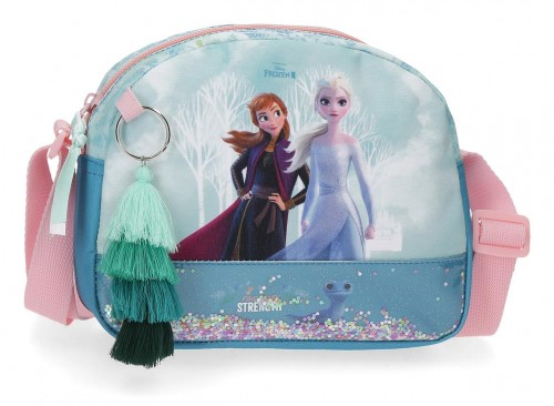 2065721  Bandolera Frozen Find Your Strenghten