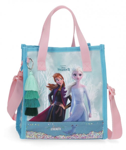 2066421 bolso shopper  Frozen Find Your Strenghten
