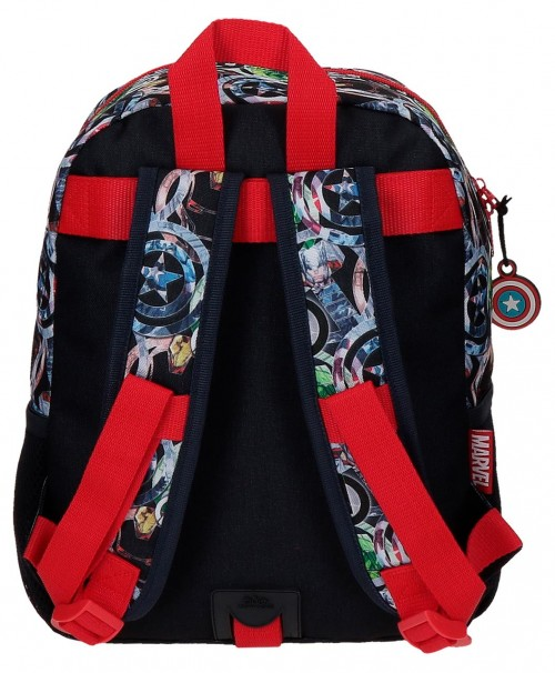 20922D1 Mochila Adaptable a Carro Avengers Armour Up