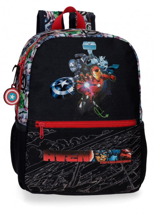 20922D1 Mochila 32 cm Adaptable a Carro Avengers Armour Up