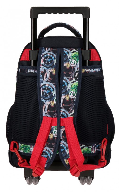 2092921 mochila compacta 44cm avengers armour up