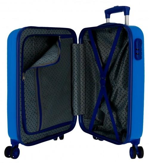 2411763 maleta acabina spiderman geo azul