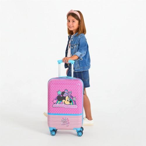 2511461 maleta cabina minnie pink vibes