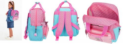2512161 mochila 28 cm minnie pink vibes