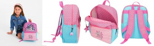 2512261 mochila 32 cm minnie pink vibes