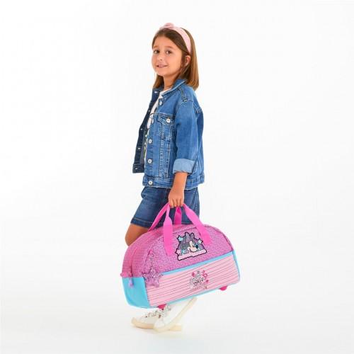 2513261 bolsa viaje 40 cm minnie pink vibes