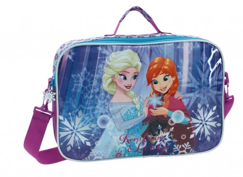 2515351 Cartera extraescolar frozen  Keep Calm