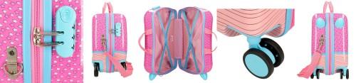 2519861 maleta infantil minnie pink vibes