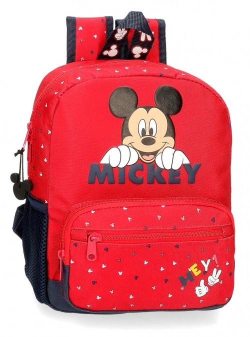2532161 mochila 25 cm happy mickey