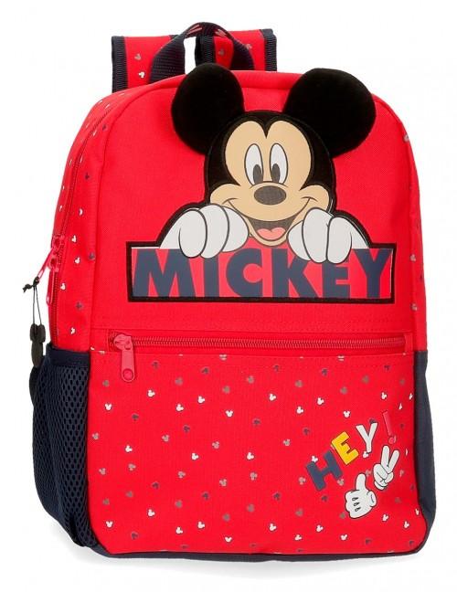 2532261 mochila 32 cm happy mickey