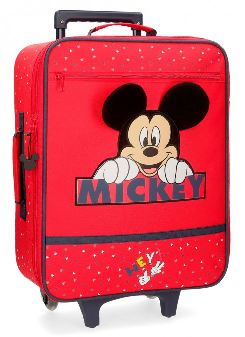 2539061 maleta infantil happy mickey